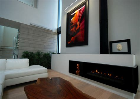 linear dream modern family room toronto by the