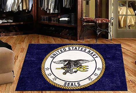 us navy rug buy us navy seal logo rug rug rats