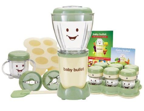 Daftar Blender Makanan Bayi jual blender bayi baby bullet food processor medelamom