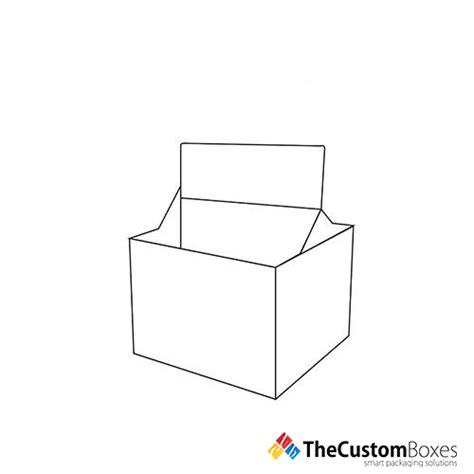 Bottle Carrier Template by The Custom Boxes Australia Packaging Design And Printing