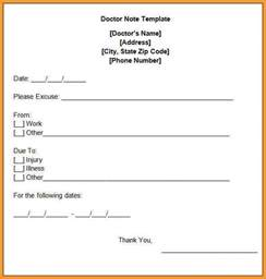 urgent care doctors note template urgent care doctors note letter format mail