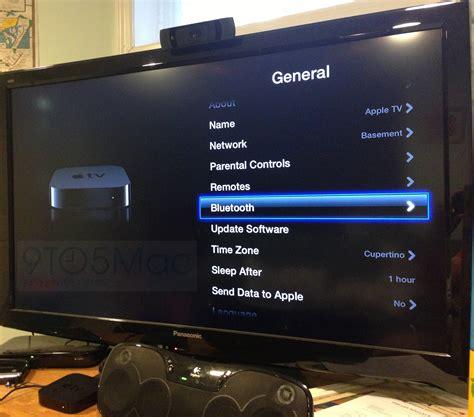 Tv Bluetooth apple tv in arrivo update con supporto tastiere bluetooth