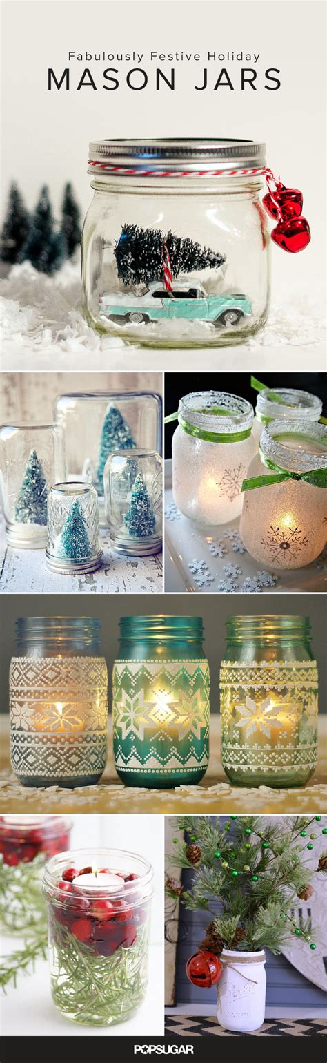 all themes 1 0 10 jar mason jar holiday decor popsugar home