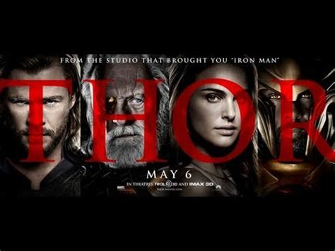 thor movie parental rating thor movie video review youtube