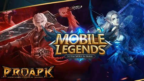 mobile legends bang bang ios android gameplay kill