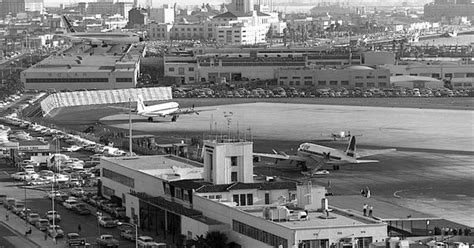 San Diego Da Search Lindbergh Field San Diego In 1960 S Search San