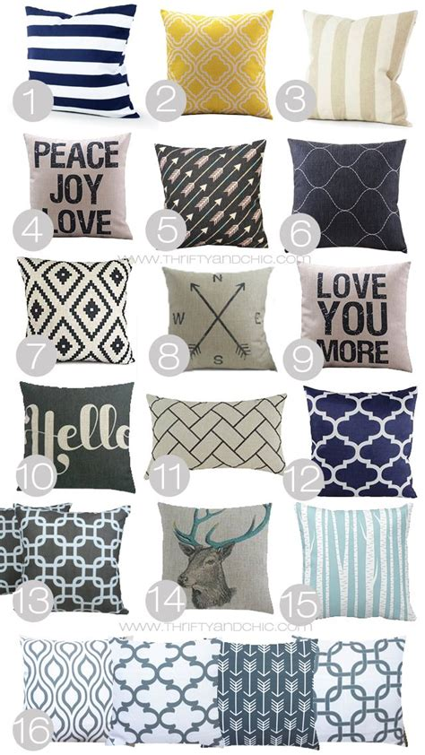 cheap decorative bed pillows 17 best ideas about cheap pillows on pinterest cheap
