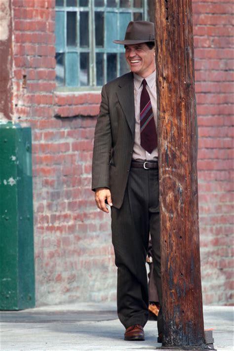 film gangster los angeles josh brolin photos photos josh brolin films gangster