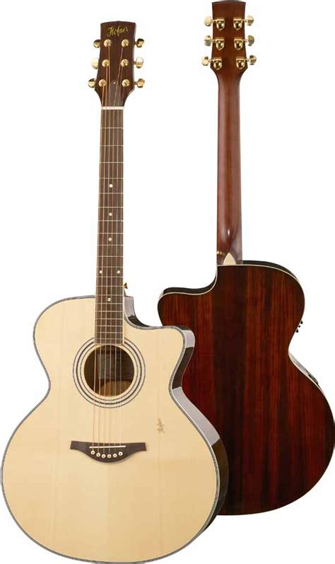jumbo hängematte hofner model ha jc jumbo guitar
