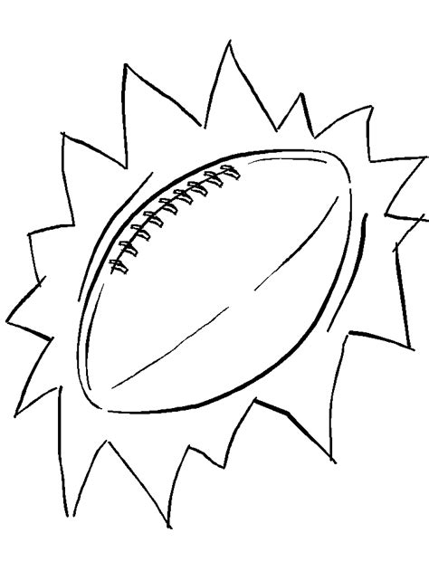 Football Coloring Pages Coloring Pages To Print Printable Football Coloring Pages