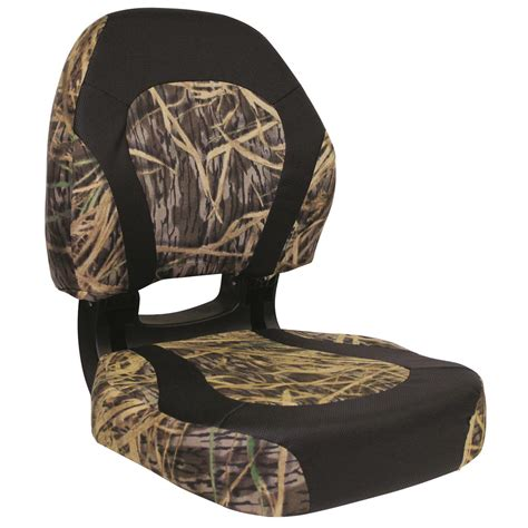 camo boat cooler seat wise 174 48 quart igloo 174 cooler with cushion 141434