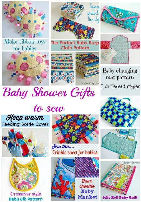 Baby Shower Gifts To Sew by Sewing For Babies Baby Shower Gifts To Sew Sew It Up