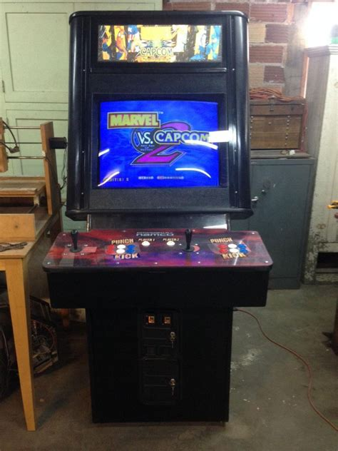 Fighter Arcade Cabinet For Sale by Marvel Vs Capcom 2 Sega Arcade For Sale 900 00