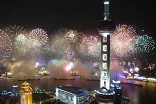 new year fireworks in shanghai my kryptonite