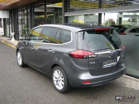 2012 Opel Zafira Tourer 2 0 Cdti C Car Photo And Specs