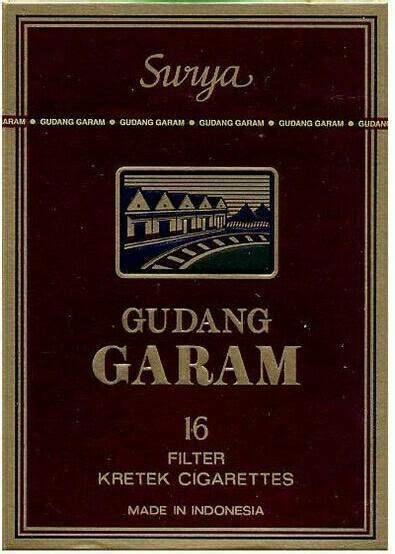 Rokok Djagung Isi 16 Rokok Malang jual rokok gg surya 16 gudang garam surya isi 16 sloft costmart