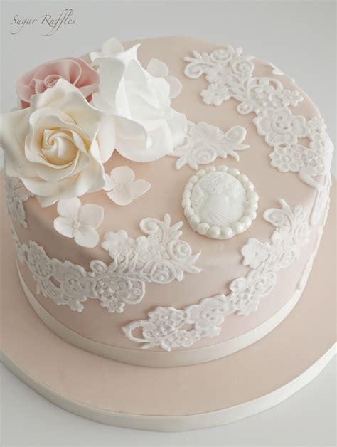 vintage themed birthday cakes vintage birthday cake