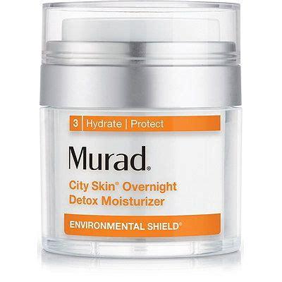 Murad Cityskin Detox Treatment by Murad City Skin Overnight Detox Moisturiser Reviews Photo
