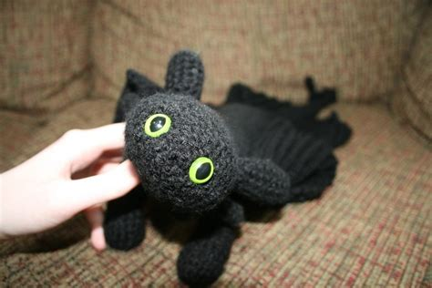 Toothless Pattern Etsy | toothless crochet pattern by ceciliamcreations on etsy