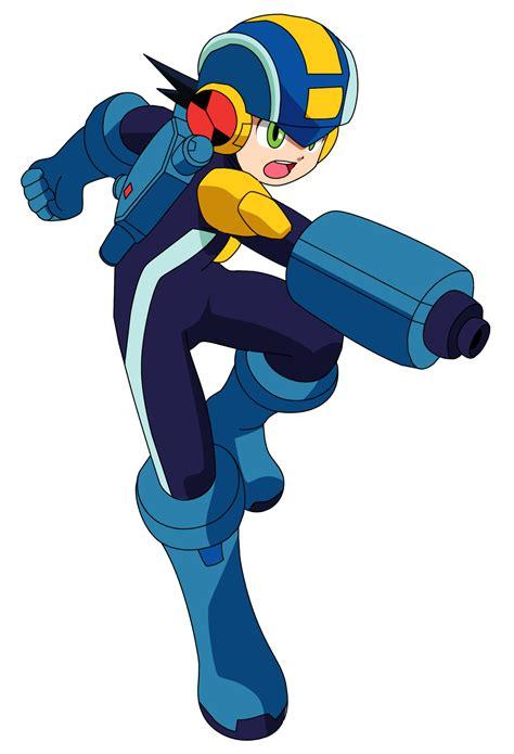 Mega Rock Megaman Nt Warrior Flash Site