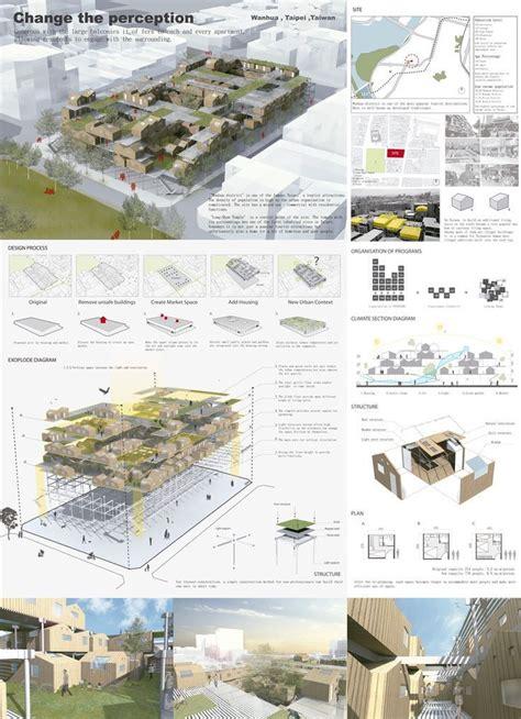 pinterest table layout architecture presentation board design best 25