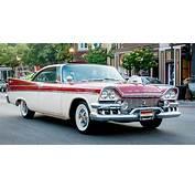 1958 Dodge Custom Royal Super D 500  Gary Ghertners Time