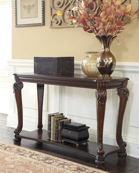 norcastle sofa console table t519 4 furniture