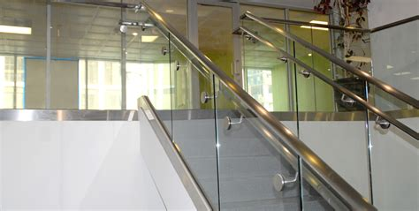 Cr Laurence Handrail grs glass railing systems