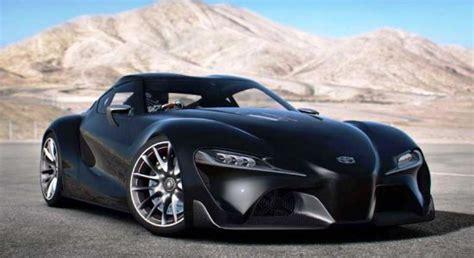 toyota supra redesign cars