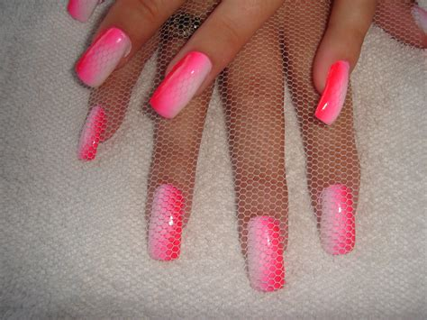 Airbrush Nail by Airbrush Nail Designs Nails