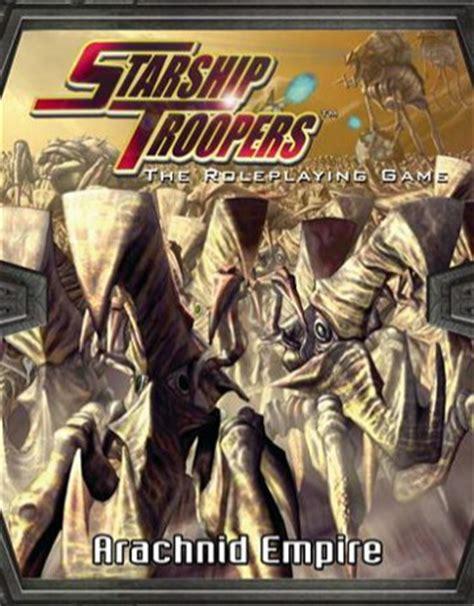 starfinder flip mat starship books paizo starship troopers rpg arachnid empire