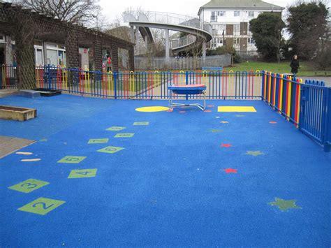 School Playground Flooring by School Playground Graphics School Play Area Designs