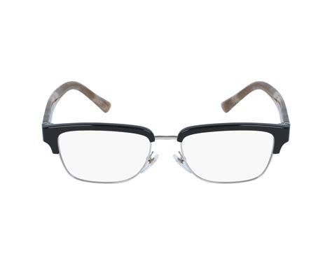 best deals burberry eyeglasses be2224 3600 54 black silver