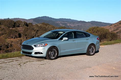 mpg ford fusion ford fusion hybrid average mpg