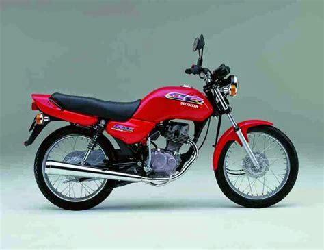 honda c br honda cg 125 owner blog honda cg 125 model history