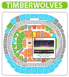 chicago wolves seating chart minnesota timberwolves seating chart target center