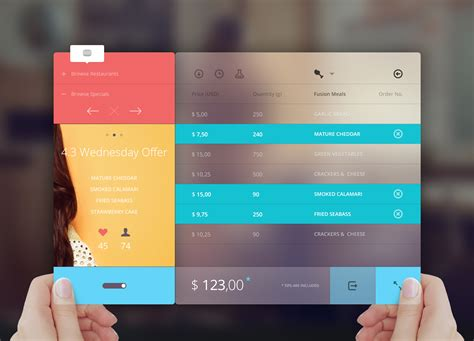 layout menu web cosmin capitanu is a ui designer from bucharest romania