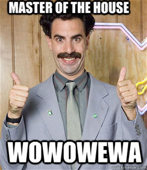 Borat Meme - wowowewa its friday i m very excite borat friday