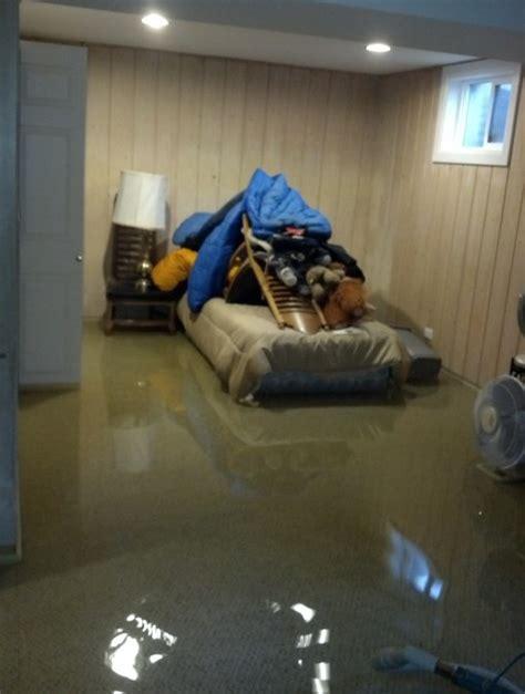 moisture in bedroom basement flooding denver basement gallery