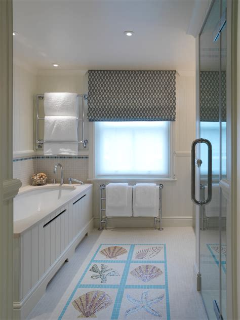Beach Style Bathroom Decor » Home Design 2017