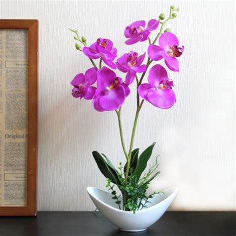 artificial flower decoration flower artificial flower set