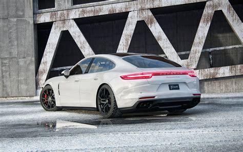 Schmitz Porsche by Porsche Panamera Winterfelgen Schmidt Felgen