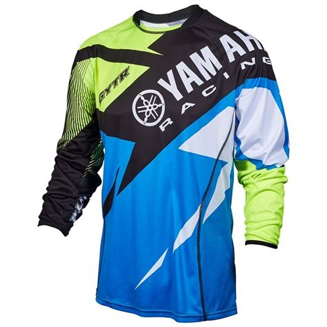 cheap motocross jerseys yamaha racing mx jersey cheap cycle parts