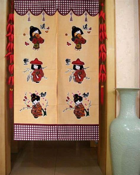 japanese restaurant door curtain lovely kawaii girls japanese door curtain contemporary