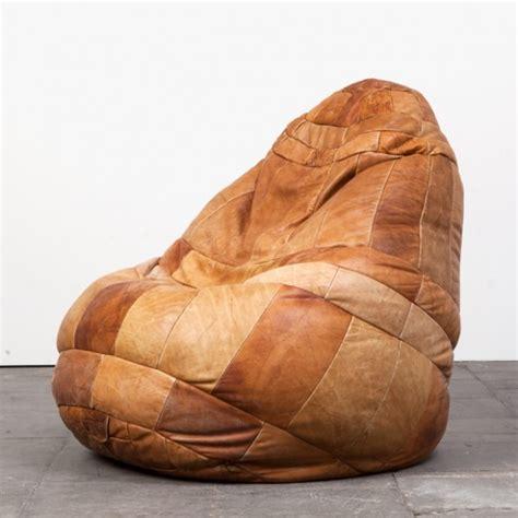 Bean Bag Lounge Chairs by Bean Bag Lounge Chair By De Sede 1970s 46464