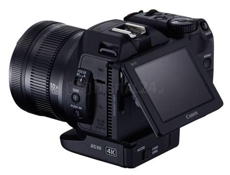 Kamera Canon Xc10 canon xc10 digital24