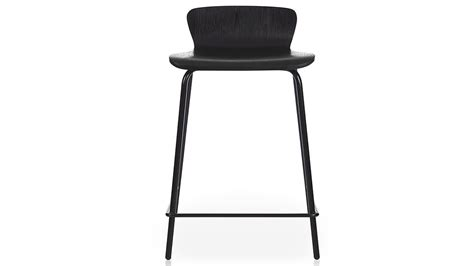 Black Stool by Felix Black Counter Stool Crate And Barrel