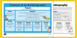 biography writing checklist ks2 features of an autobiography checklist autobiography