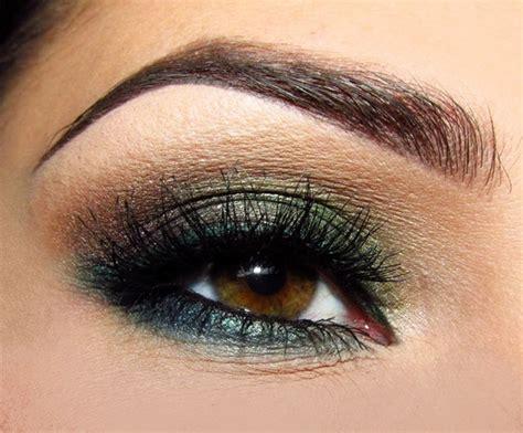 Eyeshadow Green green makeup for brown sephora