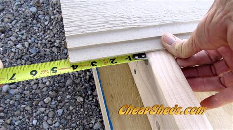 build   shed   easy steps youtube